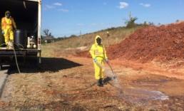 emergency spill response team